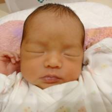 10月の赤ちゃん