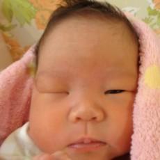 北九州市門司区のいわさ産婦人科で産まれた赤ちゃん 11月