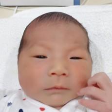 北九州市門司区のいわさ産婦人科で産まれた赤ちゃん 12月