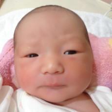北九州市門司区のいわさ産婦人科で産まれた赤ちゃん 1月