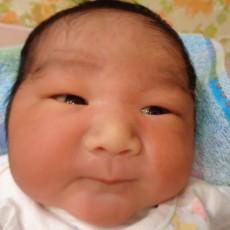 北九州市門司区のいわさ産婦人科で産まれた赤ちゃん 122