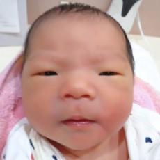 北九州市門司区のいわさ産婦人科で産まれた赤ちゃん