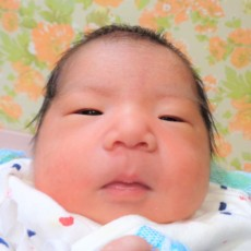 北九州市門司区のいわさ産婦人科で産まれた赤ちゃん 223