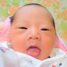 北九州市門司区のいわさ産婦人科で産まれた赤ちゃん 224