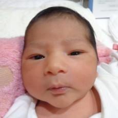 北九州市門司区のいわさ産婦人科で産まれた赤ちゃん 254