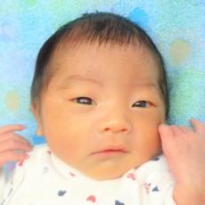 北九州市門司区のいわさ産婦人科で産まれた赤ちゃん 256