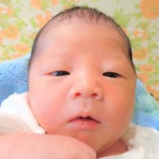 北九州市門司区のいわさ産婦人科で産まれた赤ちゃん 303
