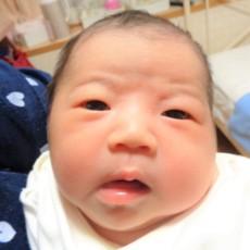 北九州市門司区のいわさ産婦人科で産まれた赤ちゃん 308