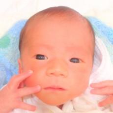 北九州市門司区のいわさ産婦人科で産まれた赤ちゃん 342