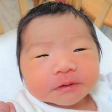 北九州市門司区のいわさ産婦人科で産まれた赤ちゃん 344