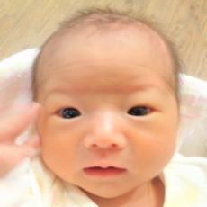 北九州市門司区のいわさ産婦人科で産まれた赤ちゃん 439