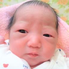 北九州市門司区のいわさ産婦人科で産まれた赤ちゃん 446