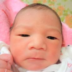 北九州市門司区のいわさ産婦人科で産まれた赤ちゃん 530
