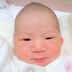 北九州市門司区のいわさ産婦人科で産まれた赤ちゃん 543