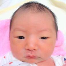 北九州市門司区のいわさ産婦人科で産まれた赤ちゃん 545
