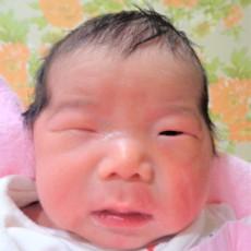 北九州市門司区のいわさ産婦人科で産まれた赤ちゃん 546