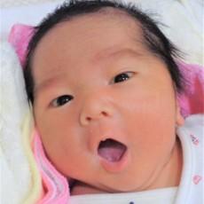 北九州市門司区のいわさ産婦人科で産まれた赤ちゃん 550