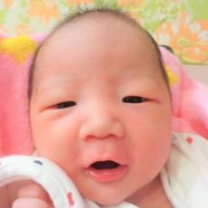 北九州市門司区のいわさ産婦人科で産まれた赤ちゃん 614