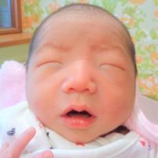 北九州市門司区のいわさ産婦人科で産まれた赤ちゃん 618