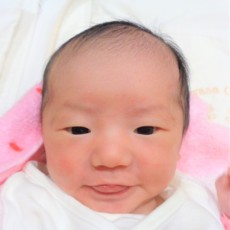 北九州市門司区のいわさ産婦人科で産まれた赤ちゃん 619
