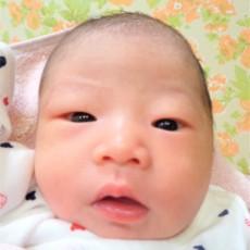 北九州市門司区のいわさ産婦人科で産まれた赤ちゃん 668