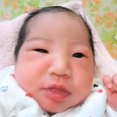 北九州市門司区のいわさ産婦人科で産まれた赤ちゃん 743