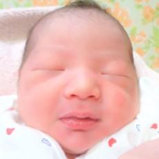 北九州市門司区のいわさ産婦人科で産まれた赤ちゃん 745
