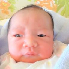 北九州市門司区のいわさ産婦人科で産まれた赤ちゃん 784