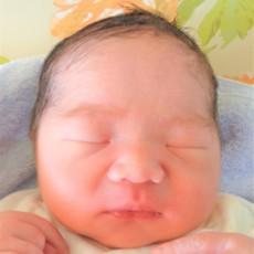北九州市門司区のいわさ産婦人科で産まれた赤ちゃん 786